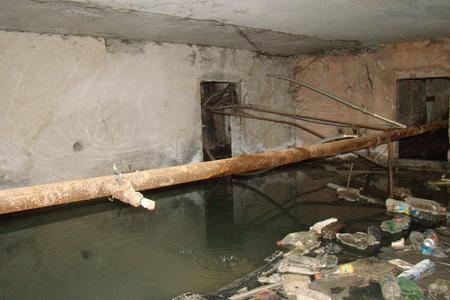 Bakıda 240-a yaxın zirzəmisi sulu olan binalar mövcuddur