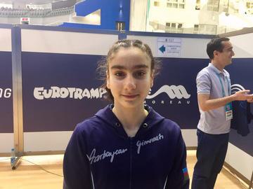 Azərbaycan gimnastı Avropa çempionatında 5-ci oldu