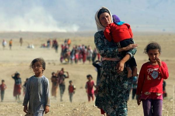BMT: Ötən il Suriyada 652 uşaq ölüb