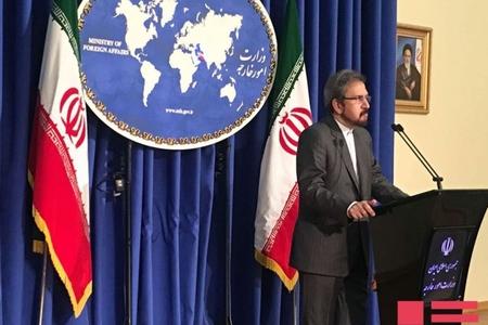 İran XİN: Amerika sazişdən çıxsa, onu öz hərəkətinə peşman edəcəyik