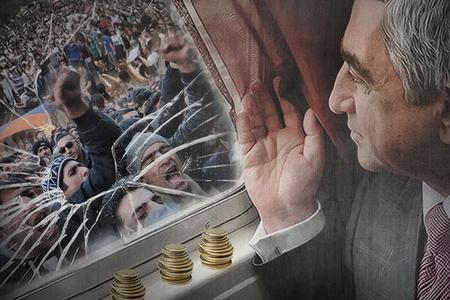 Ermənistan qarışır: müxalifət yeni hərəkatla hədələdi
