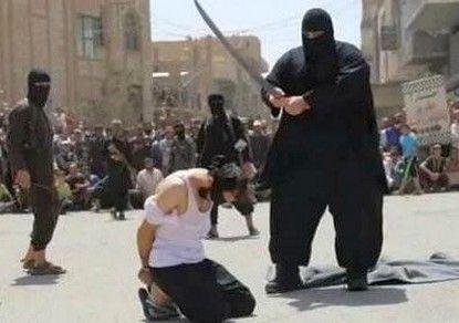 İŞİD-in cəlladı - FOTOLAR
