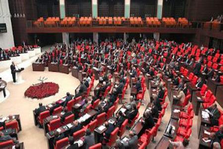 Türkiyə parlamentində andiçmə keçirilib