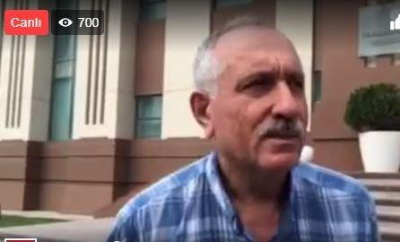 Mehman Əliyev azadlığa buraxıldı