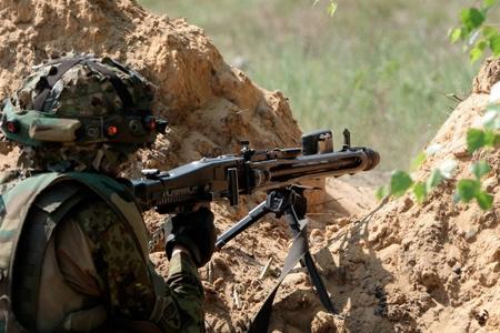 Ermənistan silahlı bölmələri atəşkəs rejimini 80 dəfə pozub