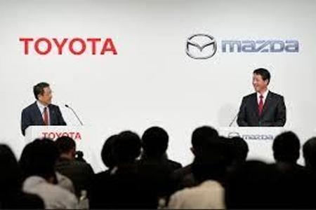 Toyota və Mazda şirkətləri ABŞ-da 1.6 milyard dollarlıq maşınqayırma zavodu tikəcək