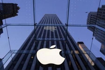 Apple şirkətindən rekord gəlir