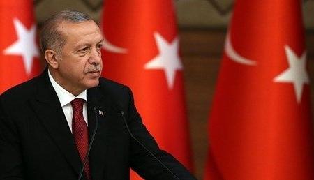 """Ərdoğan: """"Təhdid dili ilə danışanlara güzəştə getməyəcəyik"""""""
