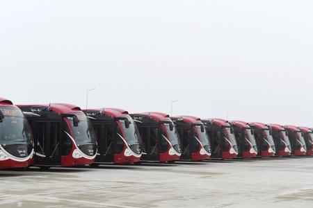 Prezident 47 milyon manat ayırdı: Paytaxt üçün 300 avtobus alınacaq