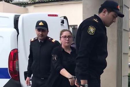 Şəfəq Ağacan məhkəmə qarşısında