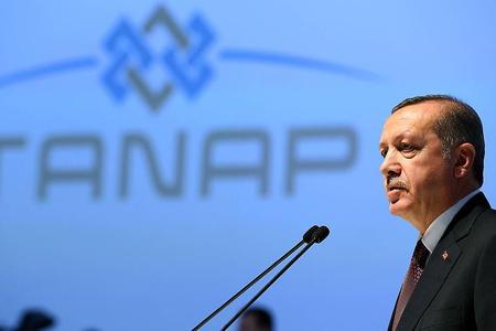 TANAP-ın açılışını Türkiyə prezidenti Rəcəb Tayyib Ərdoğan edəcək