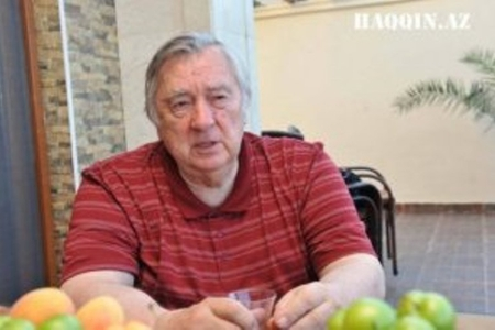 """Aleksandr Proxanov Zəhranın qətli barədə: """"Bu vəhşilikdir"""""""