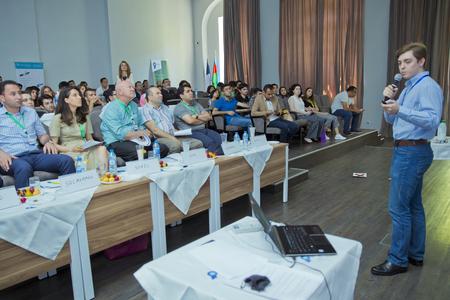 """""""ClimateLaunchpad"""" beynəlxalq müsabiqəsində Azərbaycanı 3 startap təmsil edəcək"""