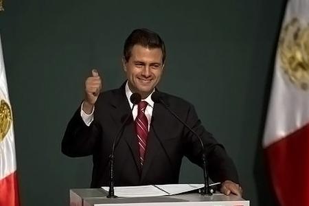 Meksika prezidenti futbol üzrə dünya çempionatında komandasının qələbəsini qeyd edib