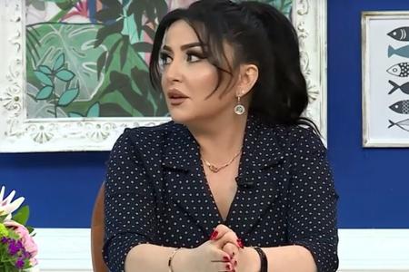 Müğənni Afət Fərmanqızı jurnalisti döydürüb? - VİDEO