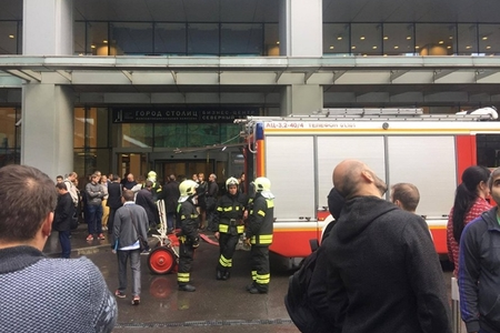 30 obyekt təcili evakuasiya edildi