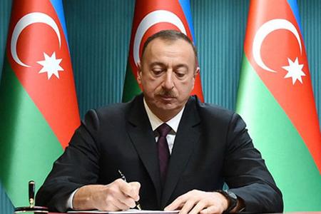 Prezident Seçki Məcəlləsində dəyişiklik edilməsi haqqında qanunu imzalayıb