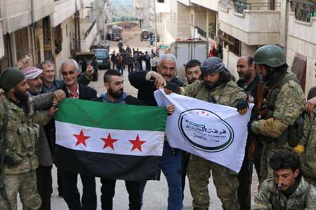 Misirdən çirkin Afrin açıqlaması
