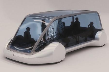 Gələcəyin metrosu: İlon Mask yeraltı sürət elektrobusunu nümayiş etdirib