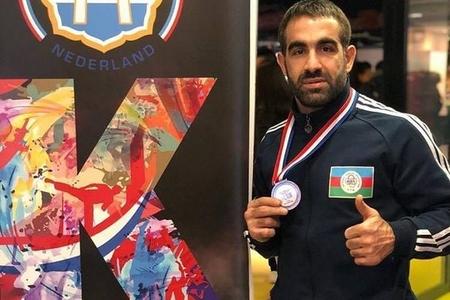 Rafael Ağayev 2018-ci ildə üçüncü medalını qazandı – FOTO