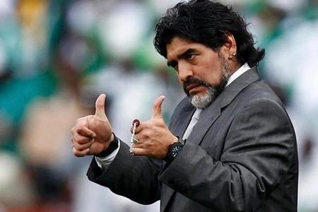 Maradona: Argentina yığmasının bütün problemlərini Messinin üzərinə yıxmaq olmaz