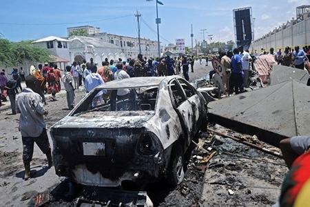 Somalidə ABŞ hərbçilərinin hava zərbəsi nəticəsində 60-dək terrorçu məhv edilib