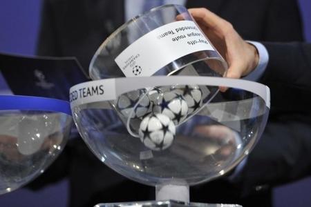 Çempionlar Liqasında 1/4 finalın püşkü atıldı