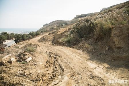 Badamdardakı sürüşmə ərazisində xüsusi qərargah yaradılıb