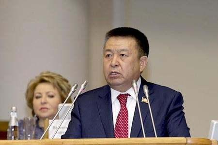 Qırğızıstan parlamentinin spikeri istefaya getdi