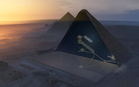 Misir piramidaları ilə bağlı daha bir sirr çözüldü: 30 metrlik müəmma…