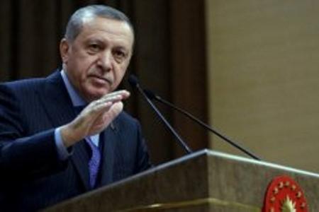 Ərdoğan PKK-nın Türkiyə bazasına hücumundan danışdı