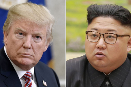 Donald Trampla Kim Çen In iyunda Sinqapurda görüşəcək