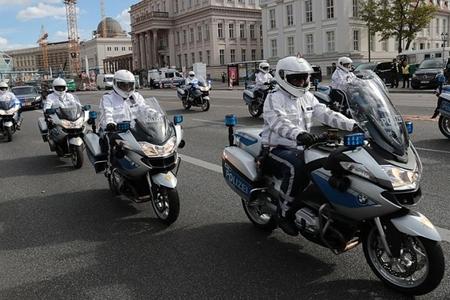 Ərdoğanın mühafizəsinə cəlb olunan iki alman polisin terror təşkilatı ilə əlaqəsi üzə çıxıb