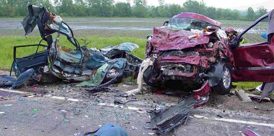 Cəlilabadda yol qəzası nəticəsində 2 nəfər ölüb, 1 nəfər yaralanıb
