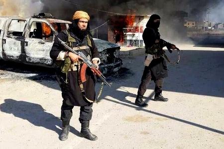İŞİD silahlıları İraqda dinc sakinləri oğurlayıb