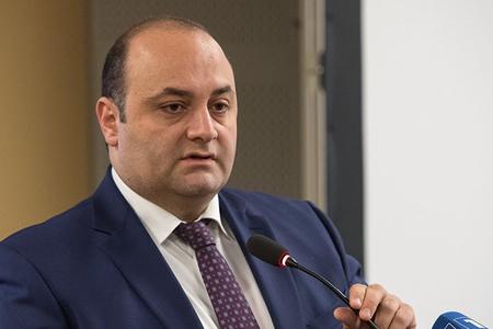 Ermənistanın xarici işlər nazirinin müavini istefa verib