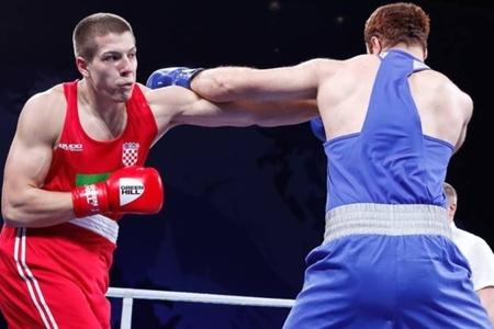 Boksçumuz Avropa çempionatının finalına yüksəldi