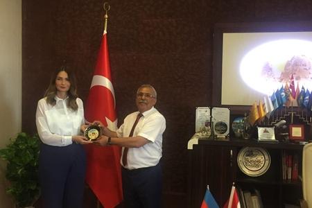 Qənirə Paşayeva Qarabağ həqiqətlərinin daha geniş təbliğinin vacibliyindən danışıb - FOTOLAR