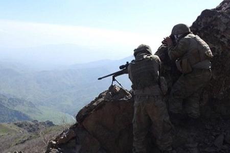 Türkiyə ordusu 90 terrorçunu zərərsizləşdirib