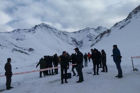FHN itkin düşən alpinistləri belə axtarır - hadisə yerindən Video + Fotolar