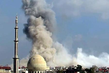 Hələb bombardman edildi: 43 ölü, 50 yaralı
