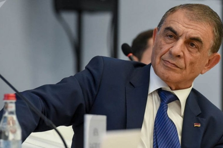 Ermənistan parlamentinin sədri sabah Xankəndinə gəlir