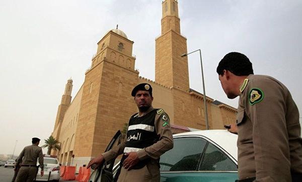 Ər-Riyadda İŞİD üzvü olduğu ehtimal edilən şəxs öldürülüb