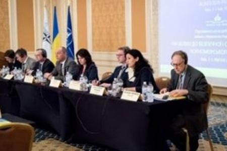 """NATO PA-nın seminarında erməni və azərbaycanlı deputatlar """"toqquşdu"""""""