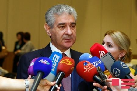 Əli Əhmədov YAP-ın prezidentliyə namizədini açıqladı