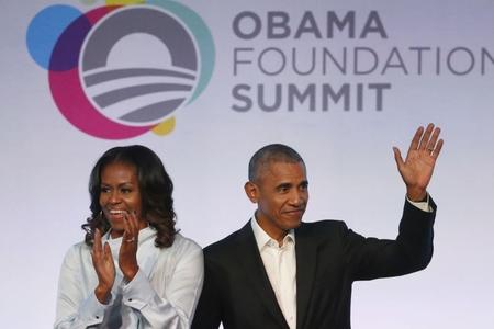 Netflix Obama cütlüyü haqqında televiziya serialı çəkə bilər