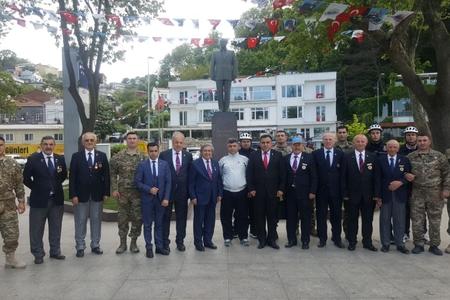 Azərbaycan və Türkiyə qaziləri bir arada