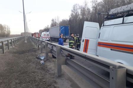 Moskva vilayətində yol qəzası nəticəsində altı nəfər həlak olub