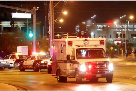 Oteldə partlayış nəticəsində azı 5 nəfər xəsarət alıb