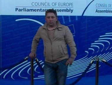 AŞPA məruzəçisi jurnalistin Kiyevdə saxlanılmasından narahatdır